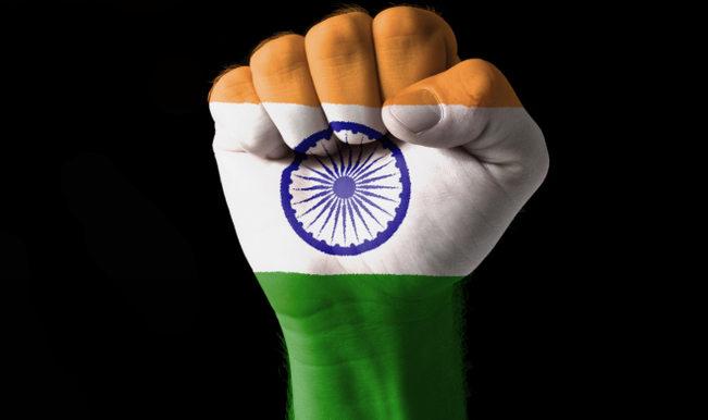india-fist