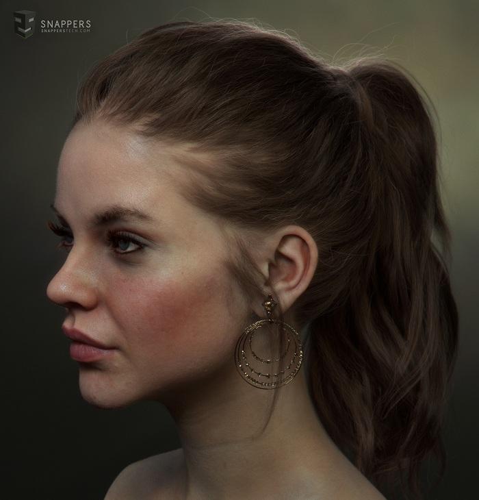 Barbara Palvin by Galal Mohey