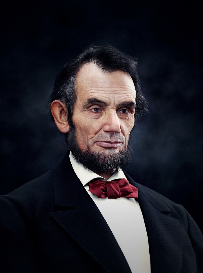 Abraham Lincoln by ShaoNian
