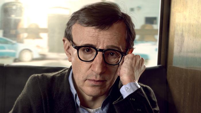 Woody Allen by Zbygnek Kysela