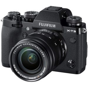 Fujifilm X-T3 4K Wi-Fi Digital Camera